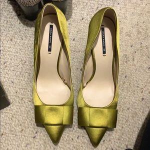 Zara Court Heels Size 37